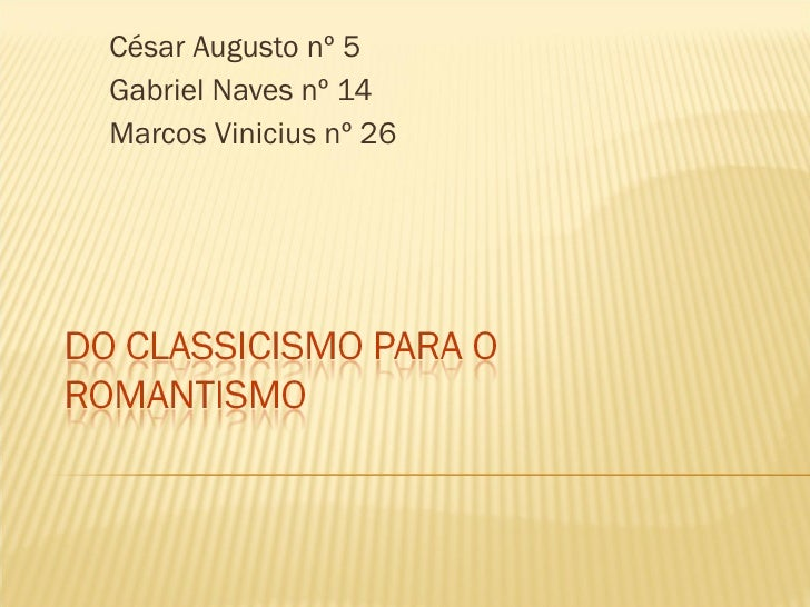 César Augusto nº 5 Gabriel Naves nº 14 Marcos Vinicius nº 26