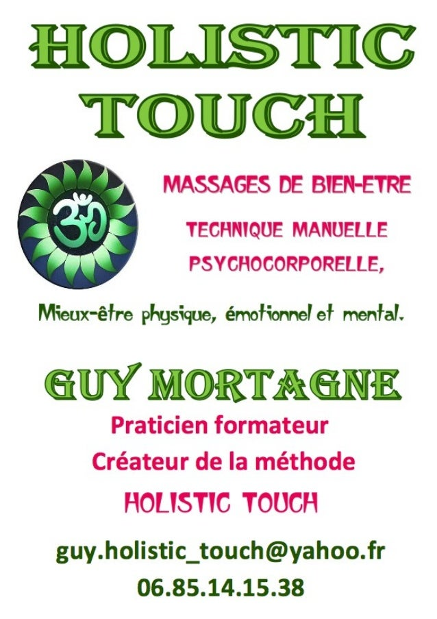 Doc massages holistic touch  lempaut