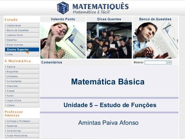 """i. ›i; _fzí. ›ízi'^""""iñf -<  Matemática é Fácil!  'É     Estude;  Dicas Quentes  > 'z/ estwbuares > Bancc : ie Questões  > ..."""