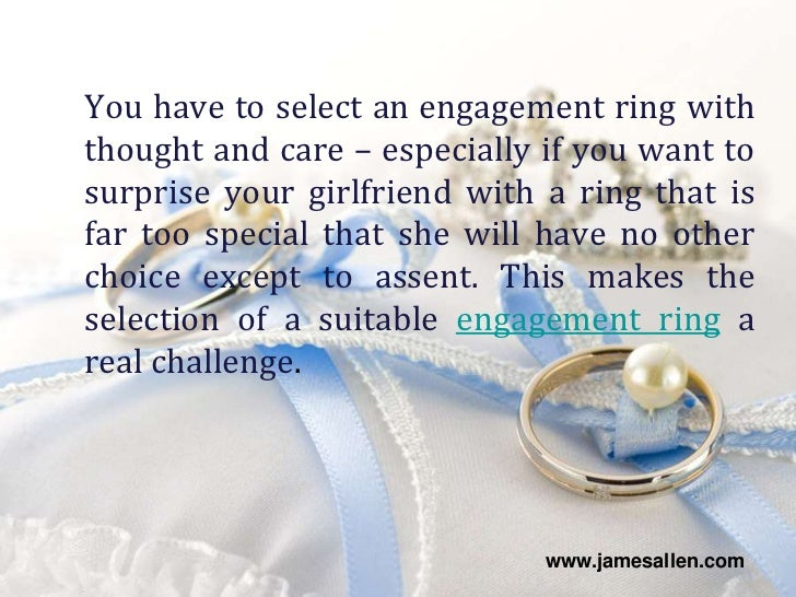 Equal Your With Girlfriend A To Ring Surprise How anybody who any