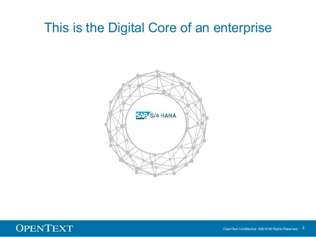 Document Presentment by OpenText Slide 3