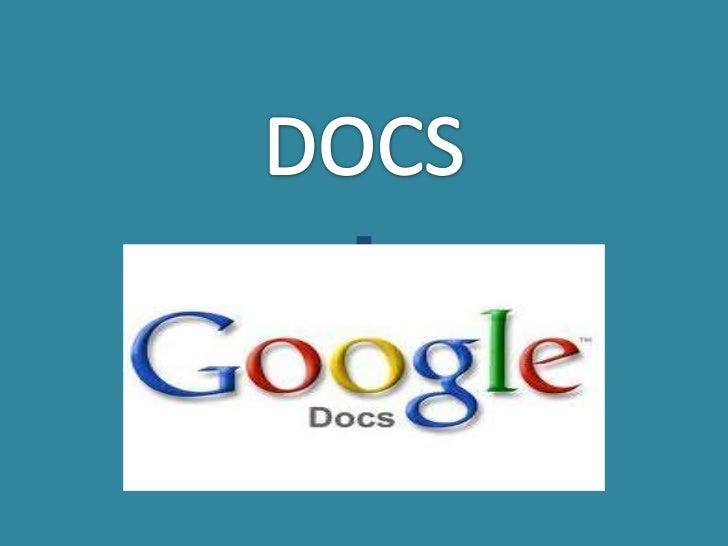 DOCS<br />