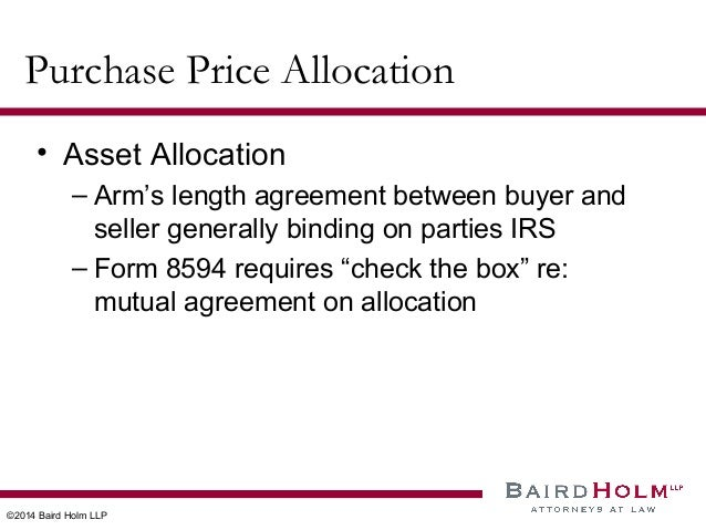 Advanced Business Contracts How To Minimize Purchase Price Disputes