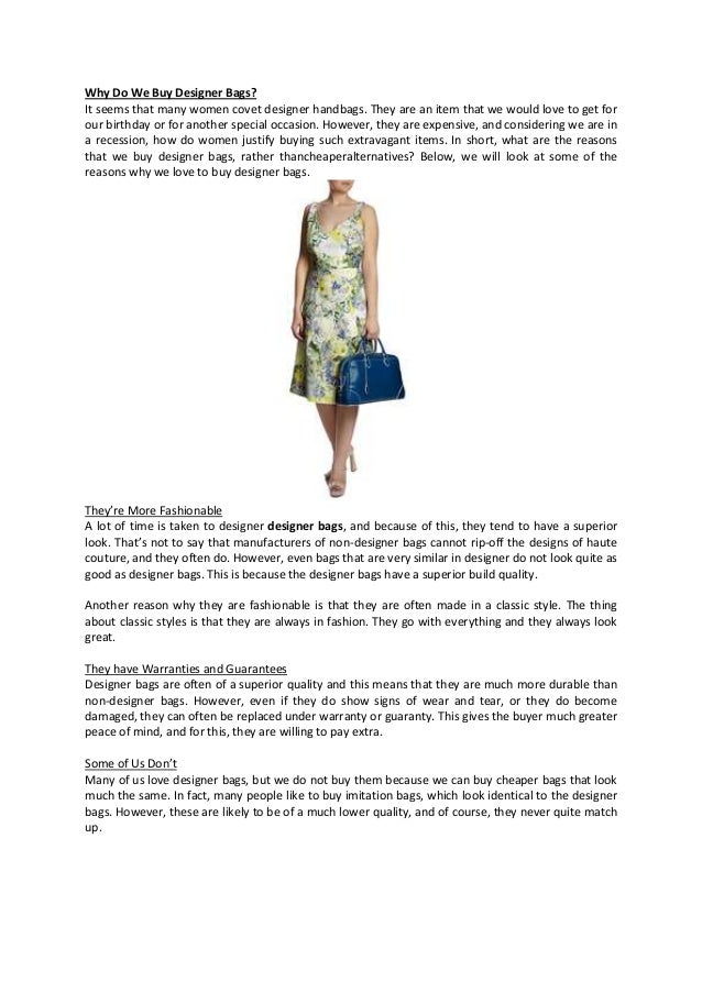 cheap designer handbags zh8j  Why Do We Buy Designer Bags? It seems that many women covet designer  handbags