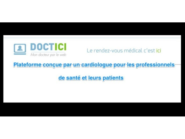 Doctici - comment ça marche? - patients