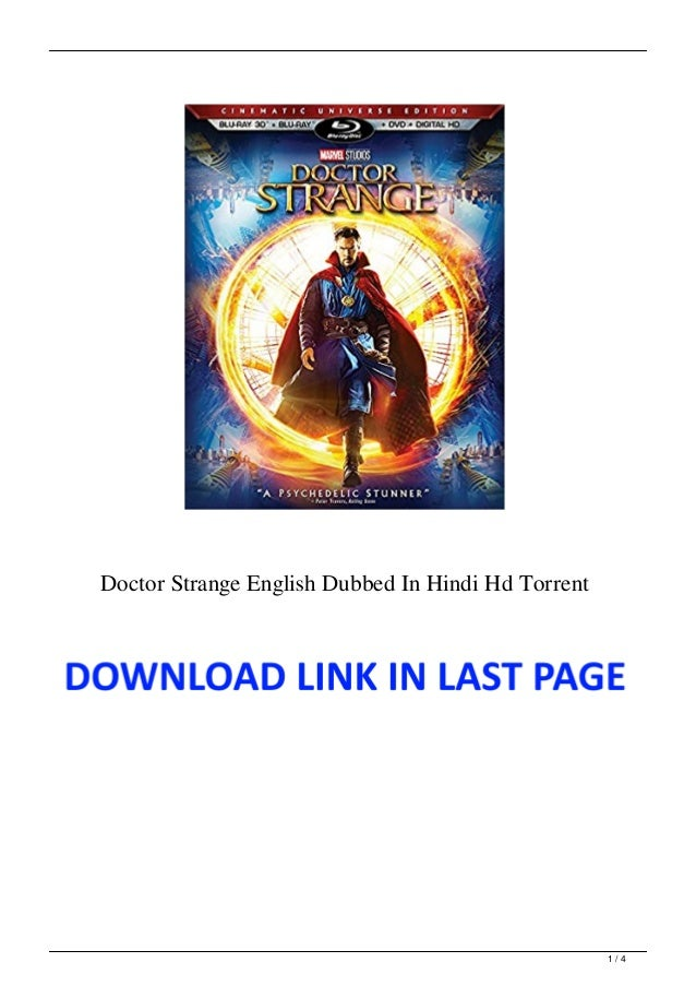 Avengers infinity war hindi dubbed torrent