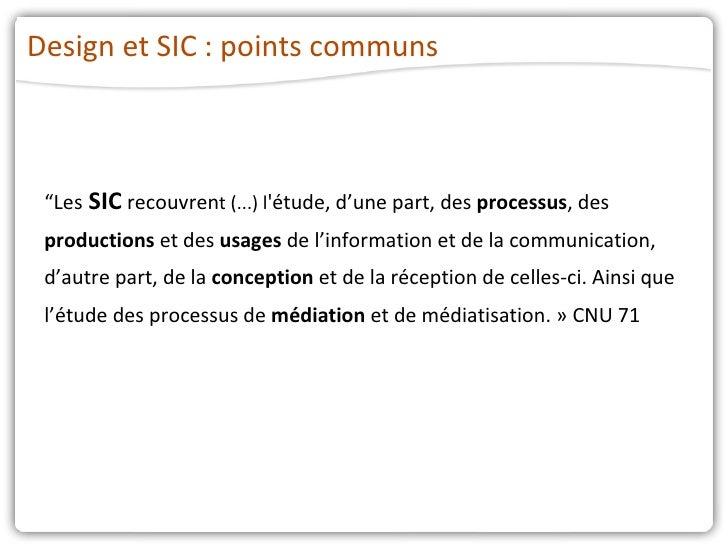 Laurence Noël : Dynamique des complexes médiatiques et design d'interfaces de sites web Slide 3