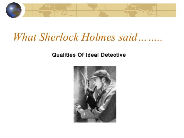 Importance of Weather Throughout Sherlock Holmes