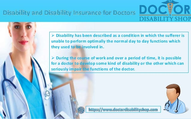 Image result for Doctors disability insurance