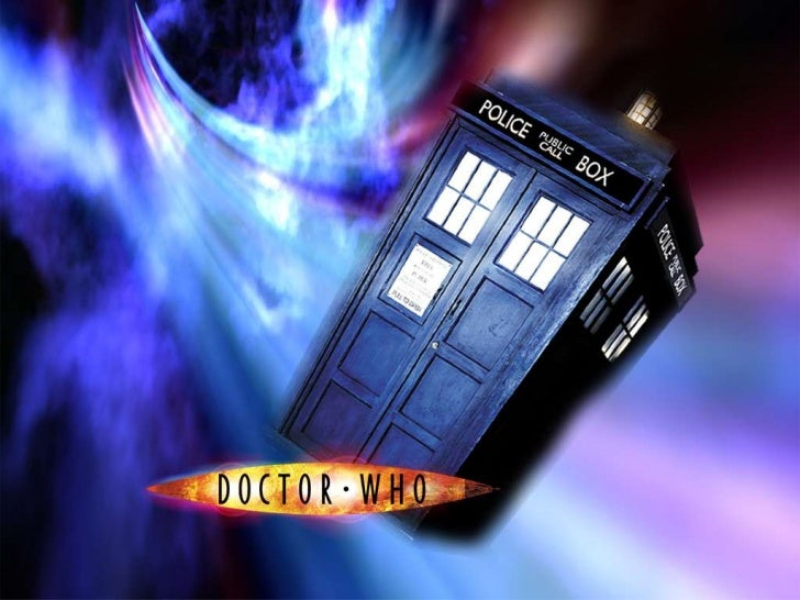 doctor who presentation, Modern powerpoint
