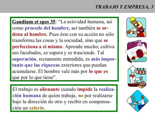 Doctrina social vi trabajo y empresa Slide 3