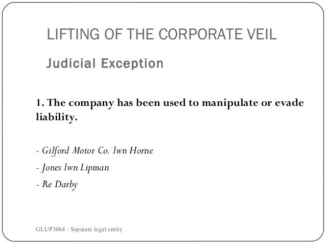 company a separate legal entity Private company (pty limited) south africa a private company (pty limited) is treated by south african law as a separate legal entity and has to register as a tax.