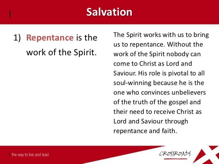 Doctrine of the Holy Spirit 2