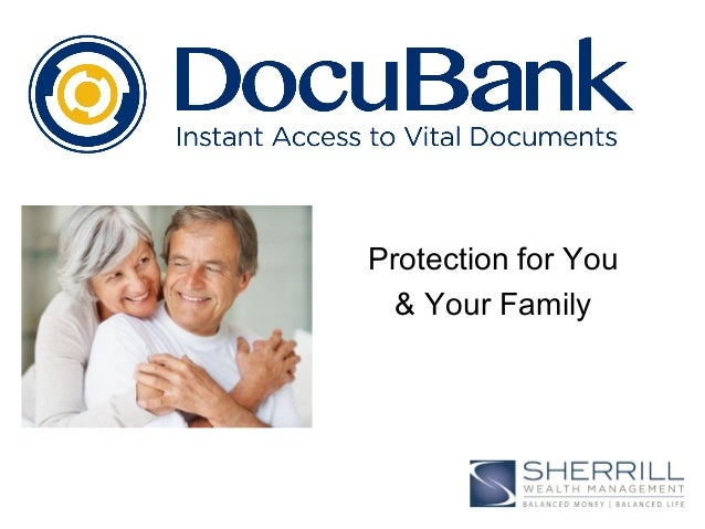 Protection for You & Your Family