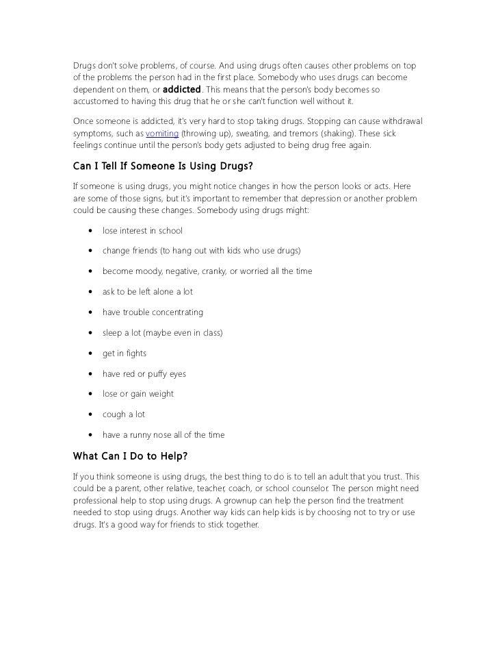 Drug Document