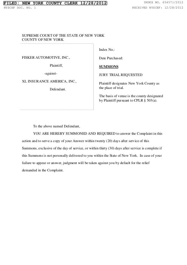 FILED: NEW YORK COUNTY CLERK 12/28/2012                                                      INDEX NO. 654571/2012NYSCEF D...