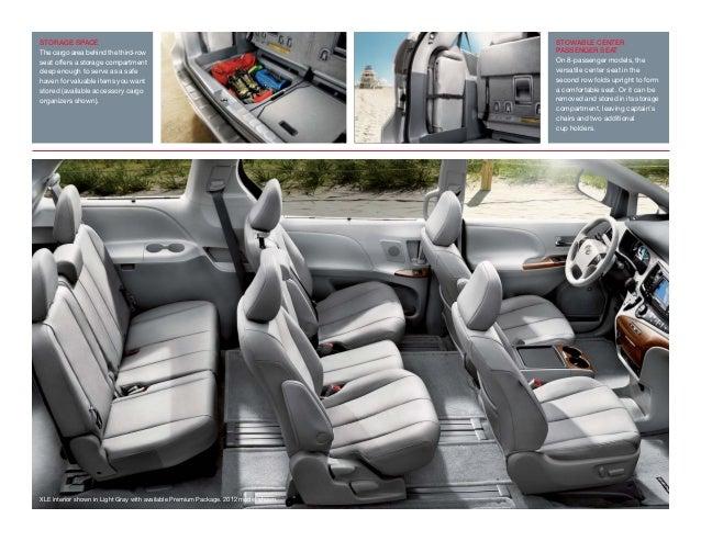 Toyota Sienna Floor PlanToyota Sienna - blogger