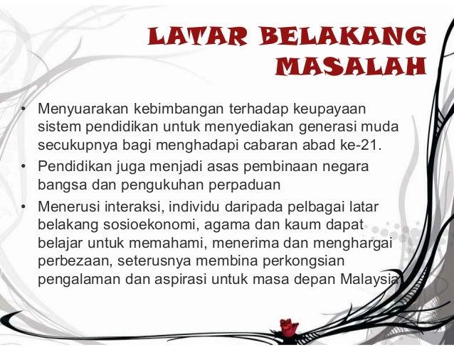 Pelan Pembangunan Pendidikan Malaysia (anjakan 3) Slide 2