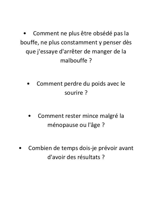Comment Maigrir Menopause - todaytext22.over-blog.com
