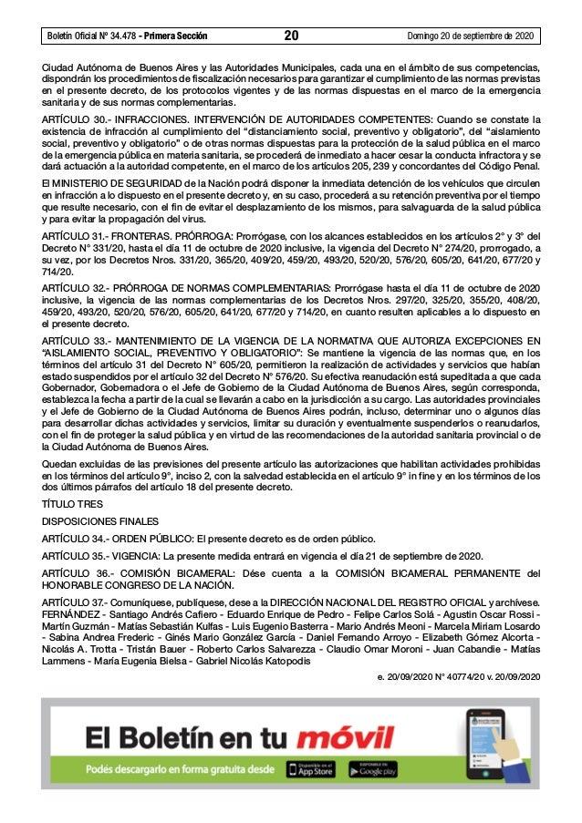 Provincia de La Rioja entra en distanciamiento con excepción de Capital que sigue en aislamiento