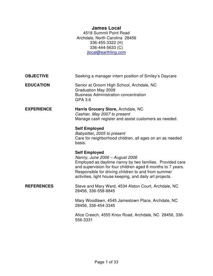 Document Examples