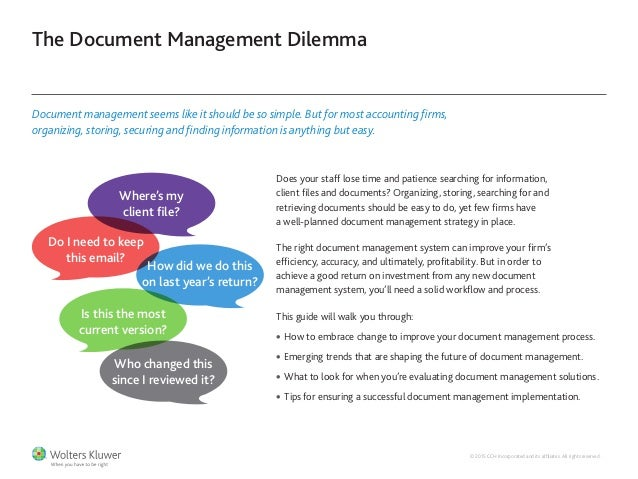 Game-Changing Document Management Strategies