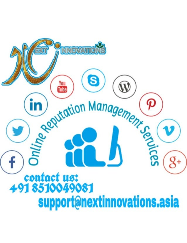 Online Business Reputation Management Services