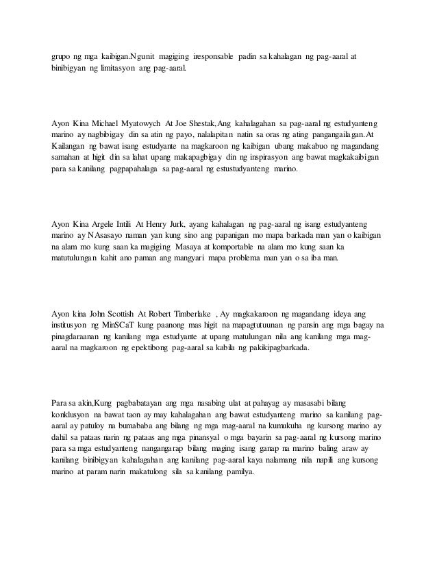 Kahalagahan Ng Pag Aaral Thesis Halimbawa - Thesis Title Ideas For College