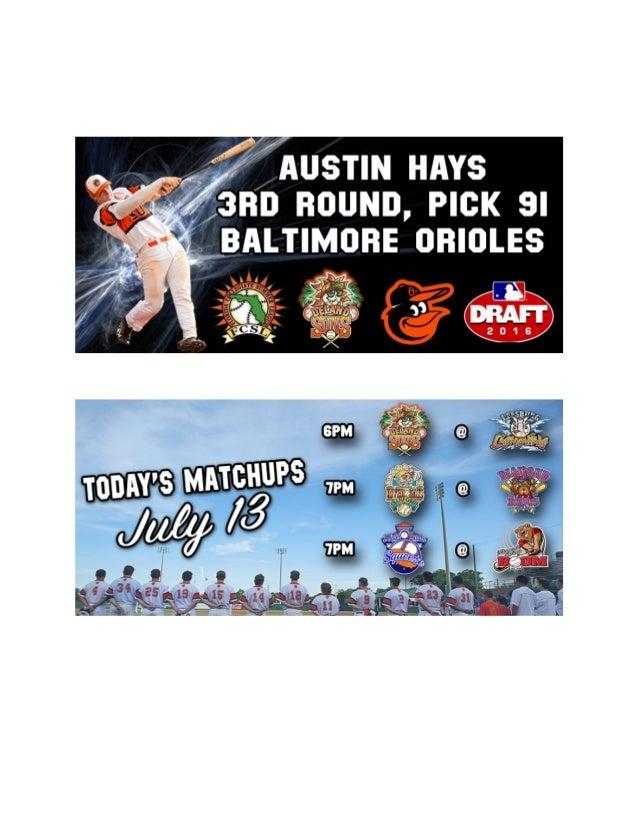 Florida League Social Media Graphics