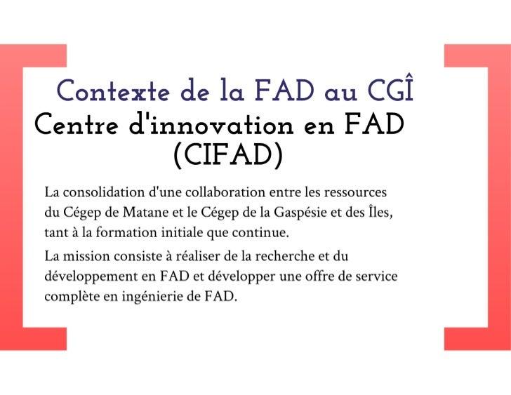 Daniel LaBillois Présentation AQPC 2012 Slide 3