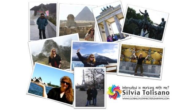 SILVIA ROSENTHAL TOLISANO | GLOBALLYCONNECTEDLEARNING.COM | @LANGWITCHES Headlines V i s i b l e T h i n k i n g R o u t i...