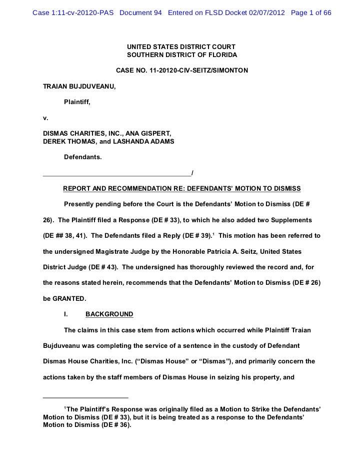 Case 1:11-cv-20120-PAS Document 94 Entered on FLSD Docket 02/07/2012 Page 1 of 66                             UNITED STATE...