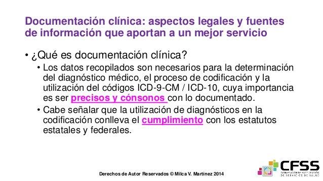 Documentación Clínica
