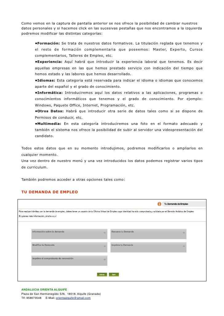 Documentacion Oficina Virtual Sae