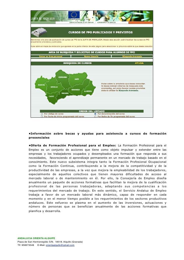 Documentacion oficina virtual sae for Oficina virtual junta de andalucia