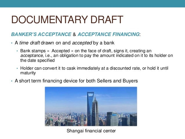 documentary letter of credit pdf