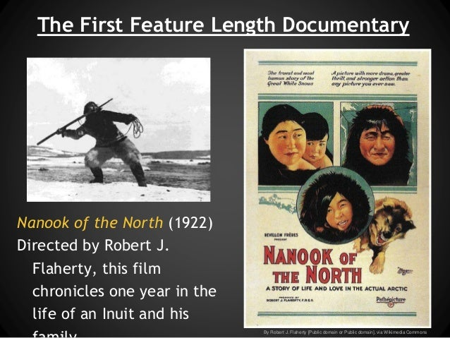 Review: Nanook of the North: A Story Of Life and Love In the Actual Arctic (1922)