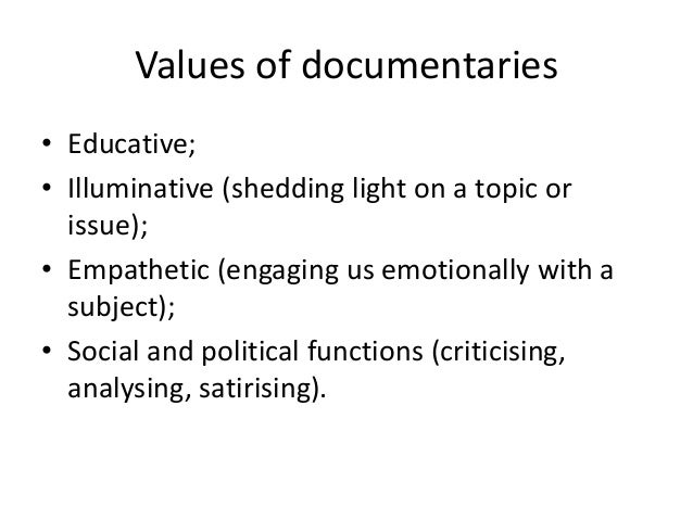 Essay educative value tv