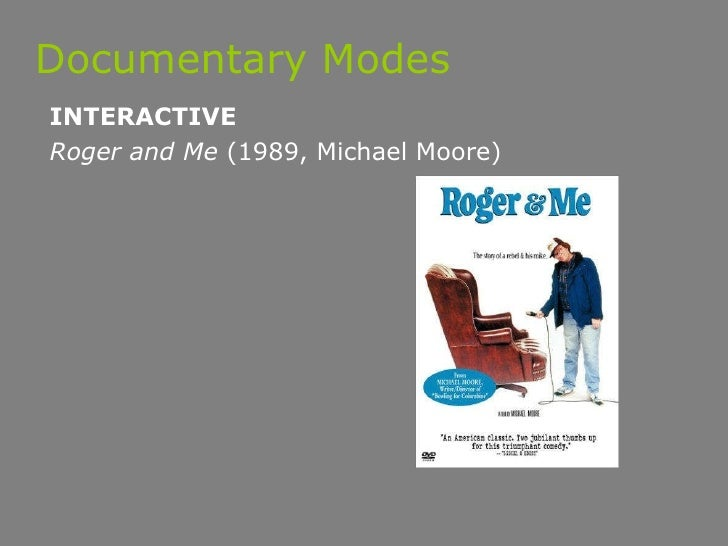 roger and me 1989 documentary
