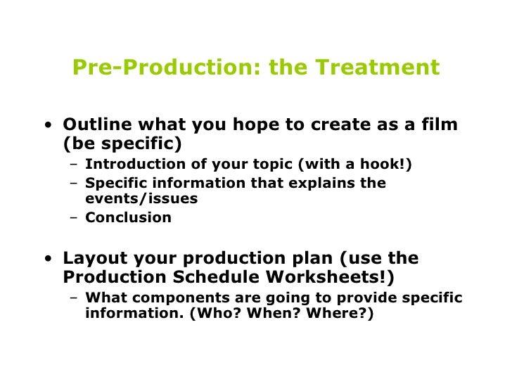 Tv Treatment Template. sample scripts treatments screenplays ...