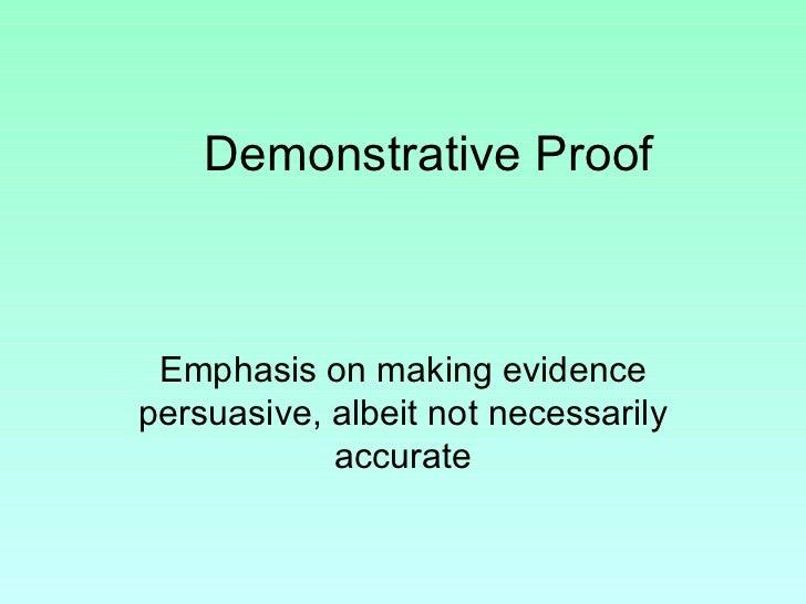 persuasive terminology