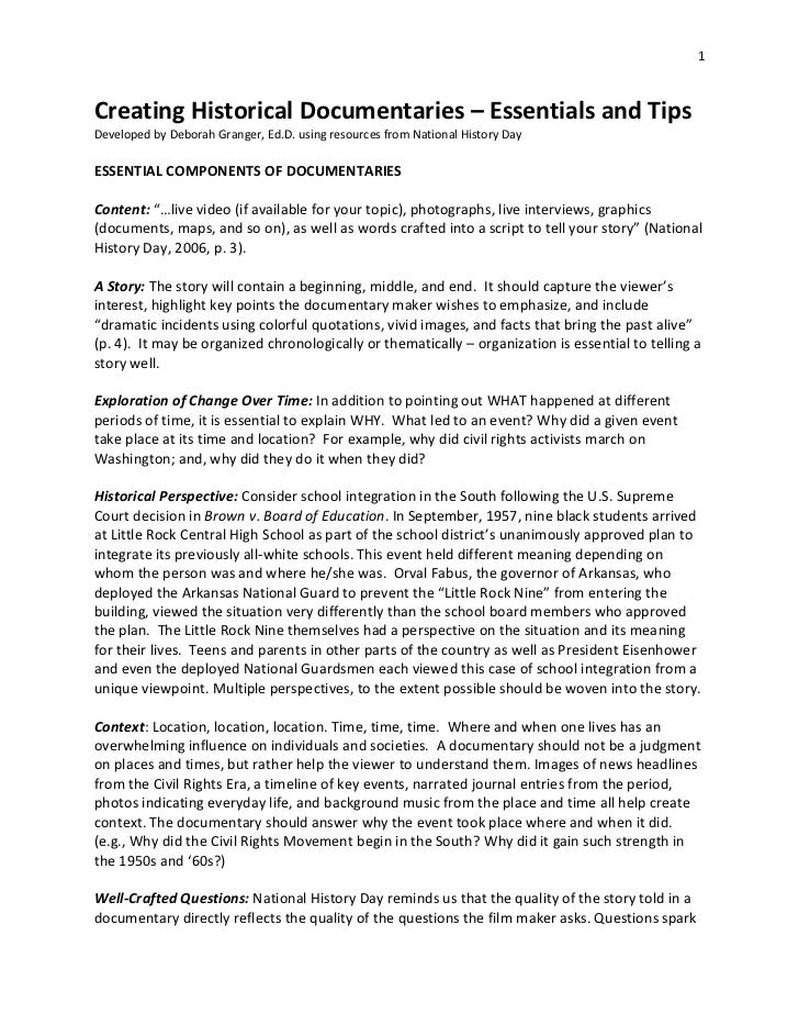 Documentary Script Template. chapter project schedule template ...