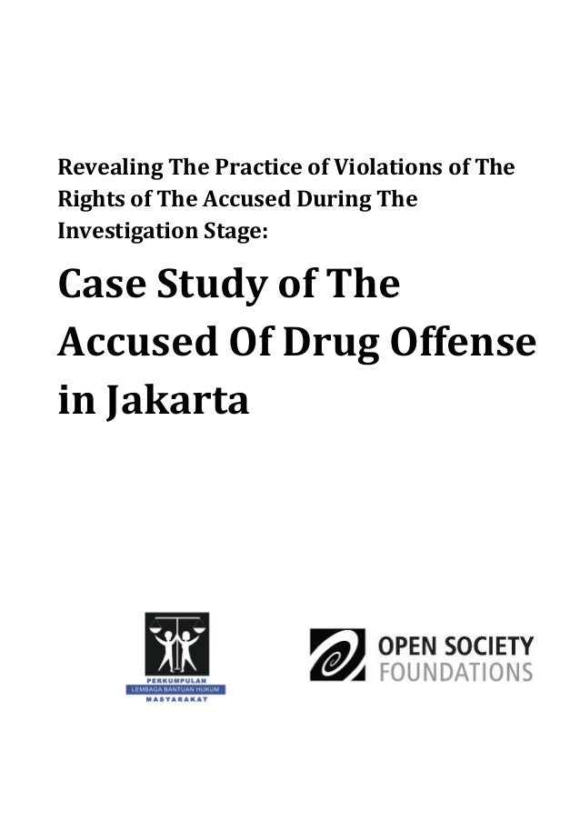 Revealing The Practice of Violations of The Rights of The Accused During The Investigation Stage:  Case Study of The Accus...
