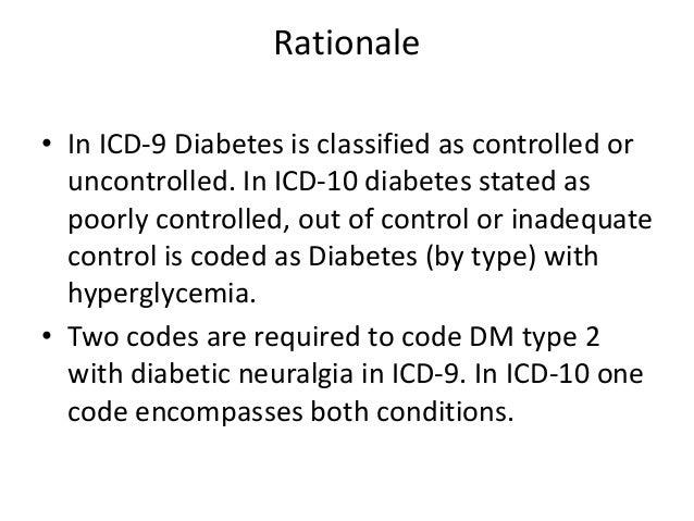 diabetes type 2 with peripheral neuropathy