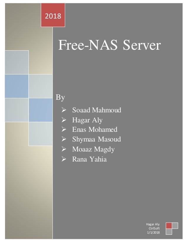 Documentation free nas