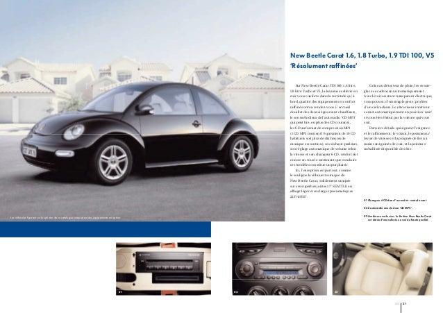 documentation volkswagen new beetle fr. Black Bedroom Furniture Sets. Home Design Ideas