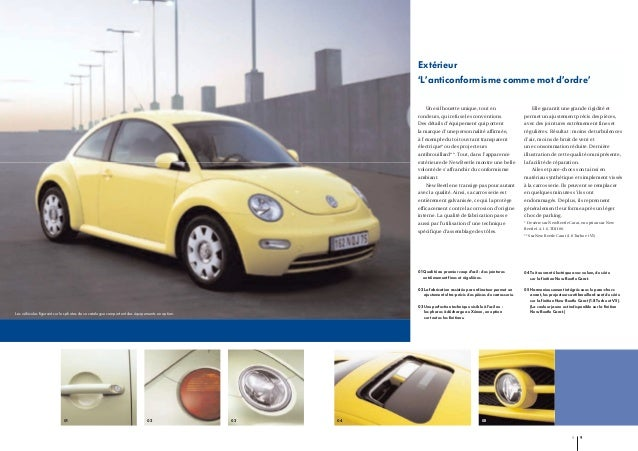 documentation volkswagen new beetle fr. Black Bedroom Furniture Sets. Home Design Ideas