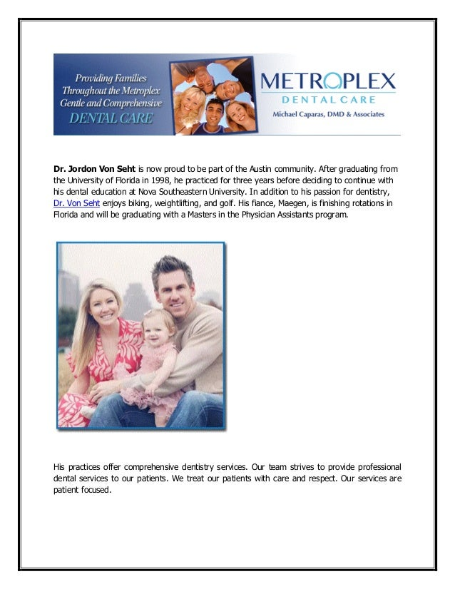 Jordan Von Seht-Family Dentistry of South Austin