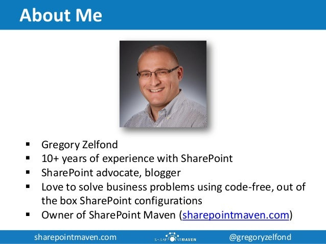 Document Management in SharePoint without folders - Introduction to M…