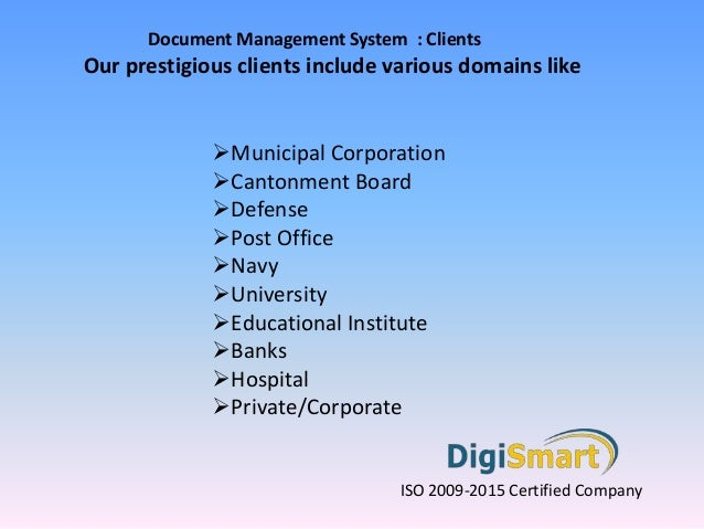 the benefits of a document management Roi for electronic document management systems can be realized through its  many benefits, including security, compliance, cost-savings and.